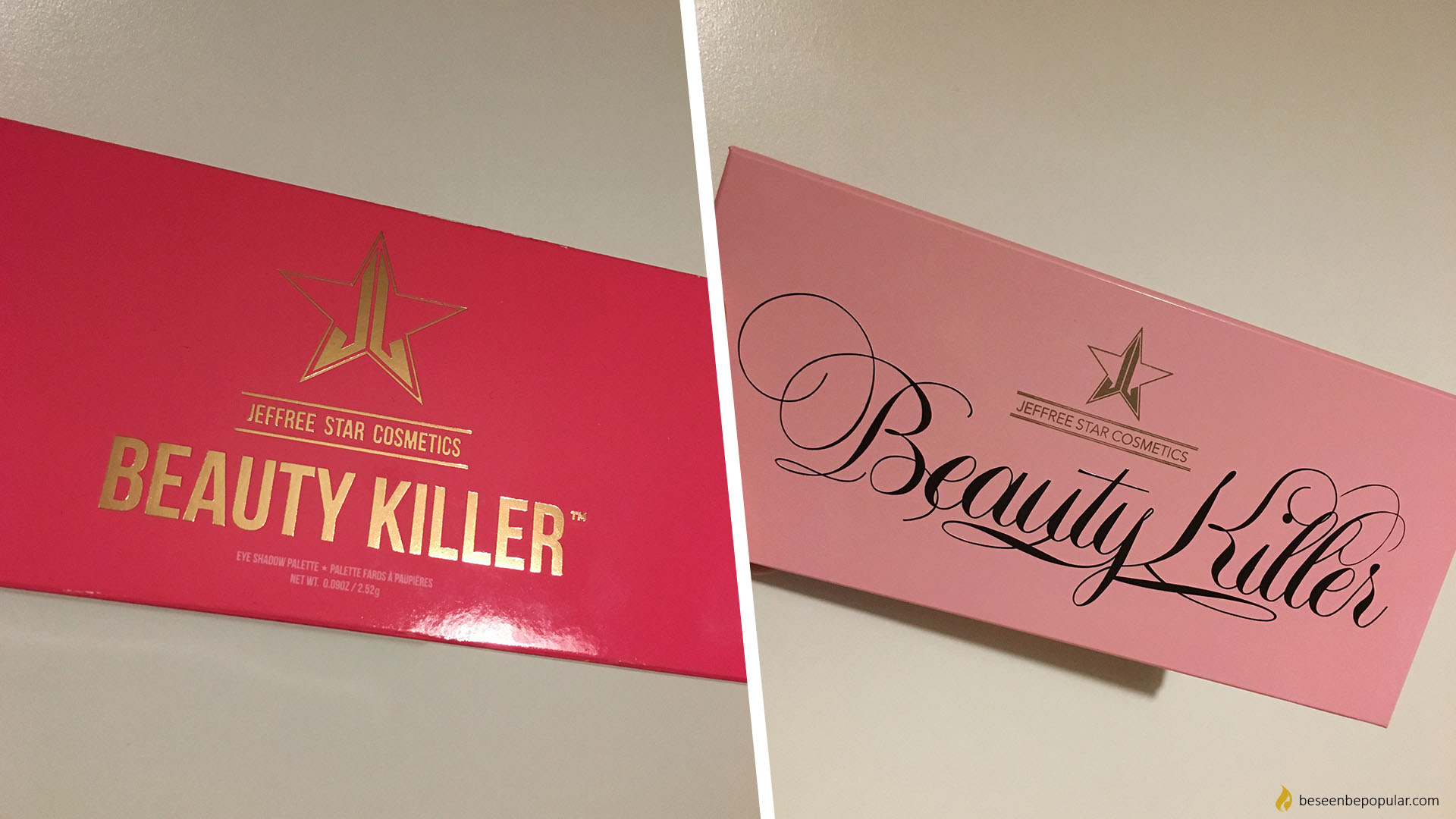 Jeffree Star Cosmetics Beauty Killer paleta