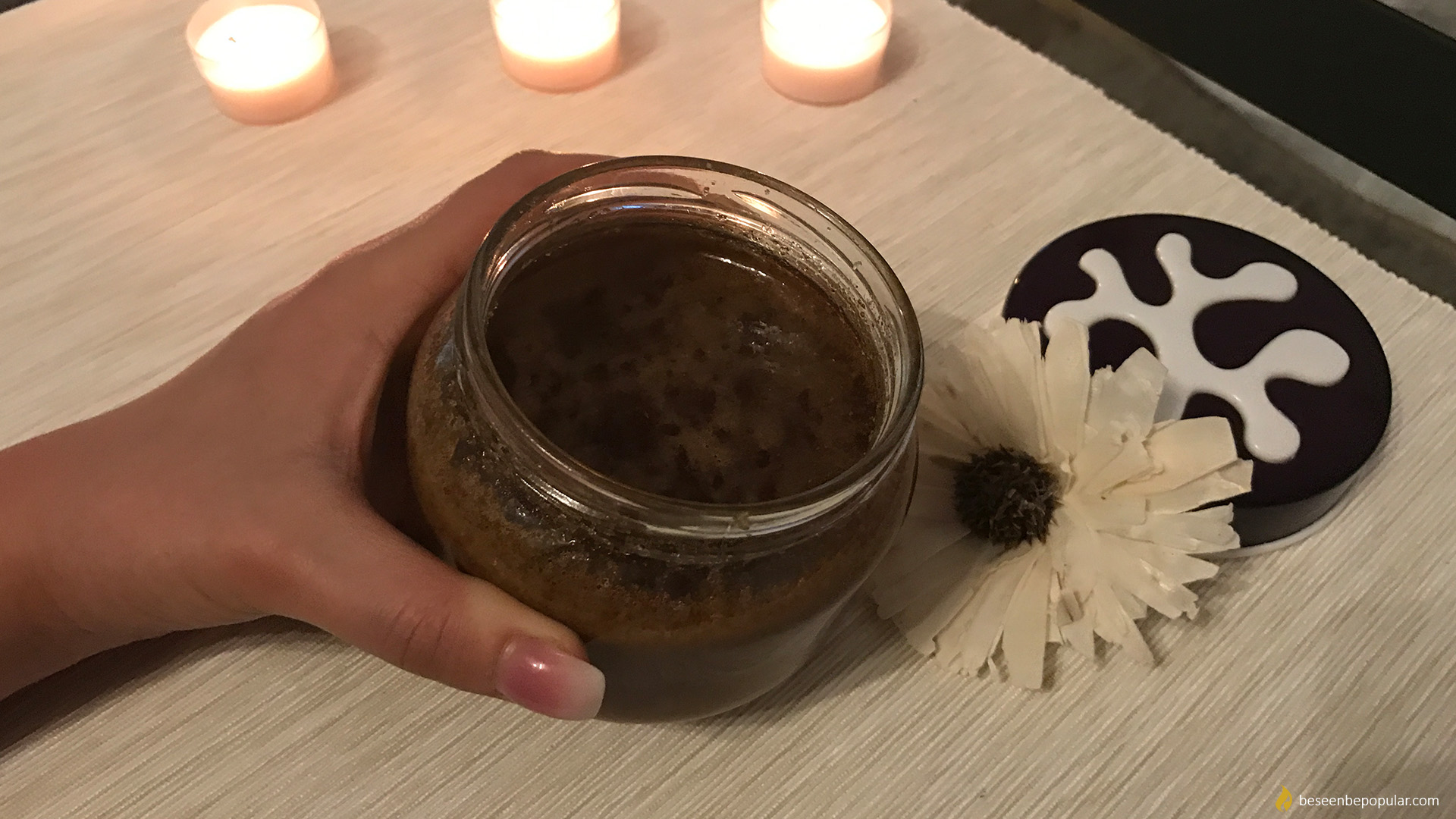 cinnamon body scrub