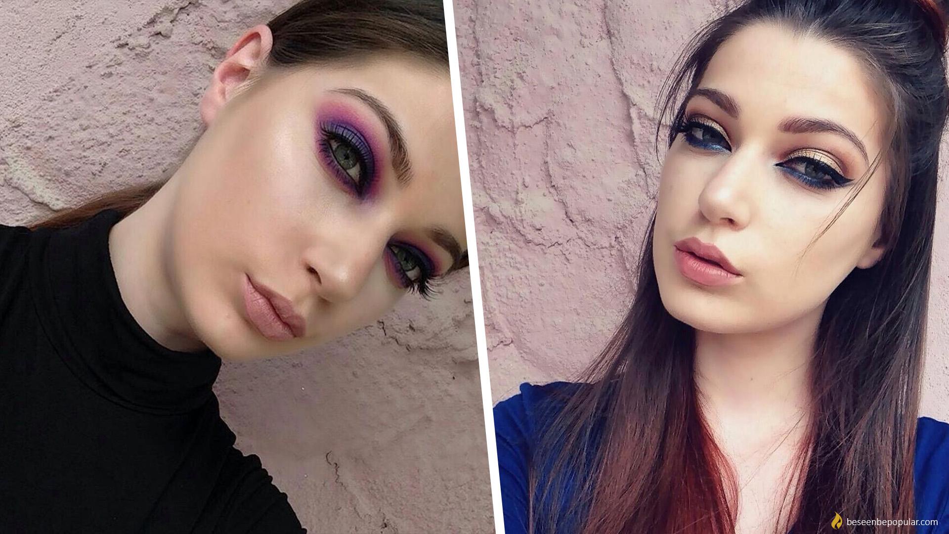enisa ahmatović makeup