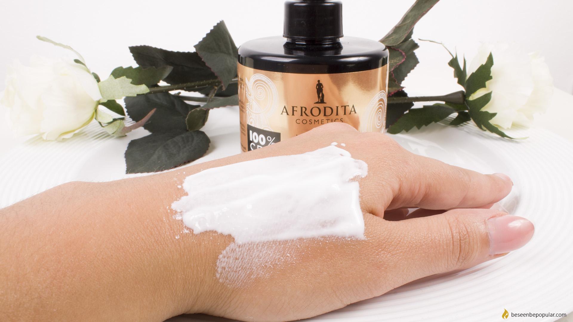 Briga za suhu kožu - Afrodita Nourish Gold Therapy mlijeko za tijelo