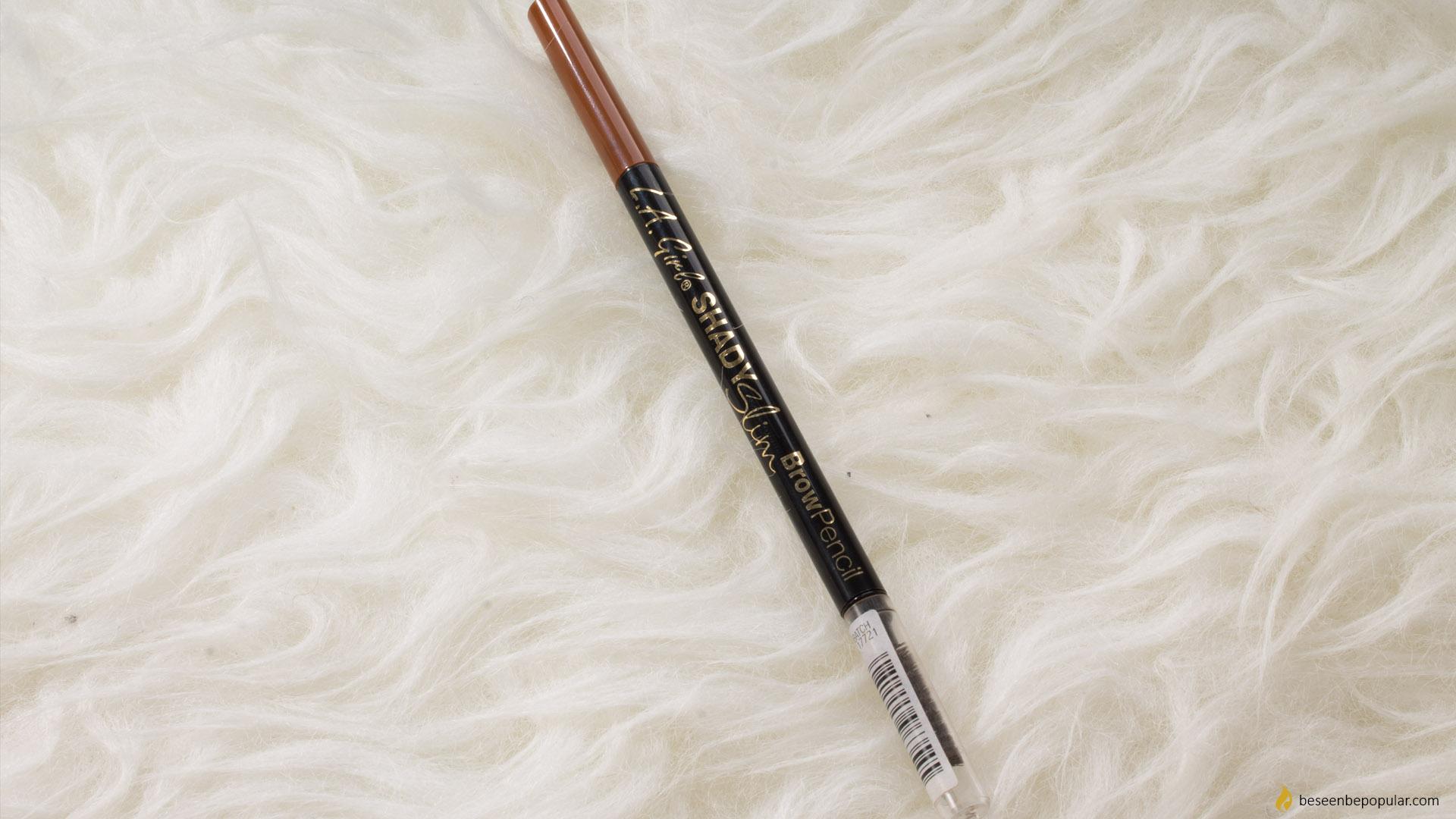 la girl eyebrow pencil