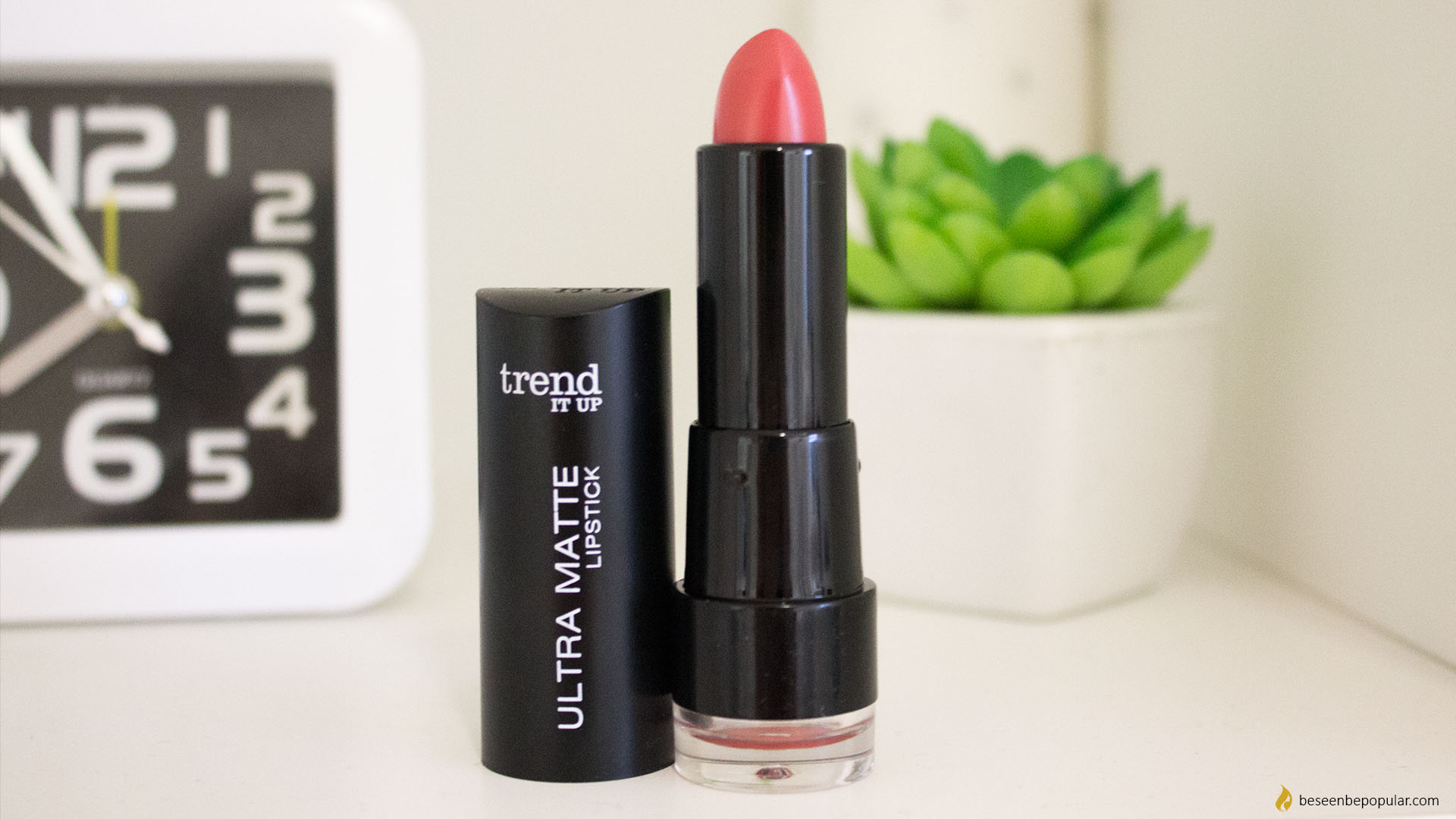 Our Thoughts On Trend It Up Ultra Matte Lipstick Beseenbepopular