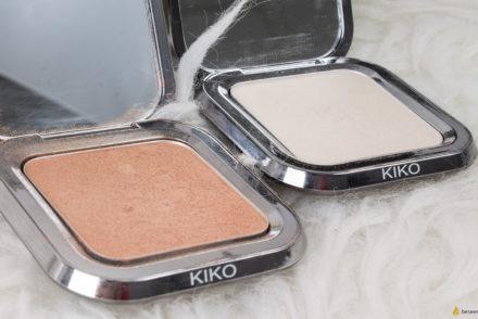 Kiko Glow Fusion highlighters