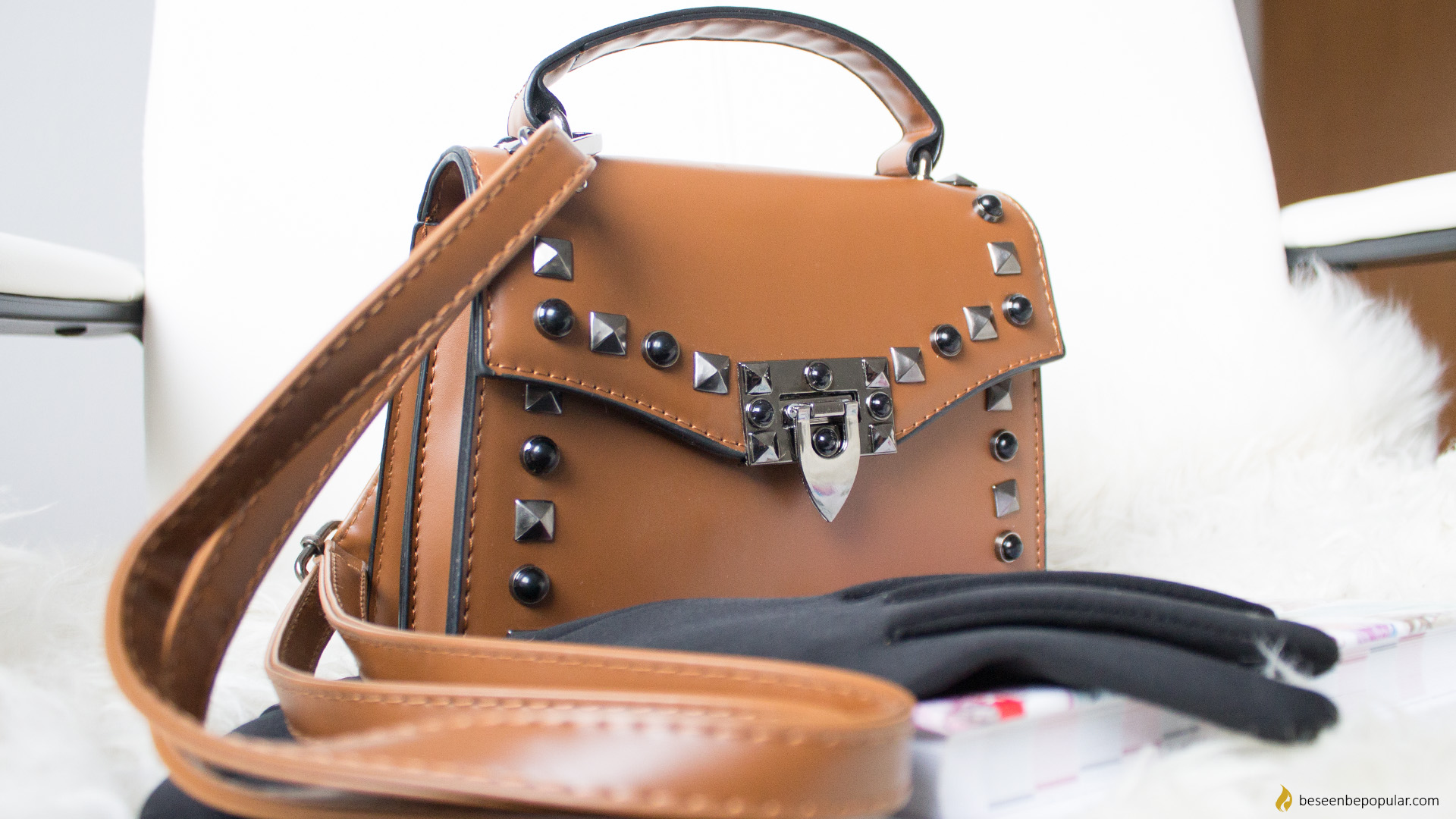 The cutest handbag from the Gamiss collection