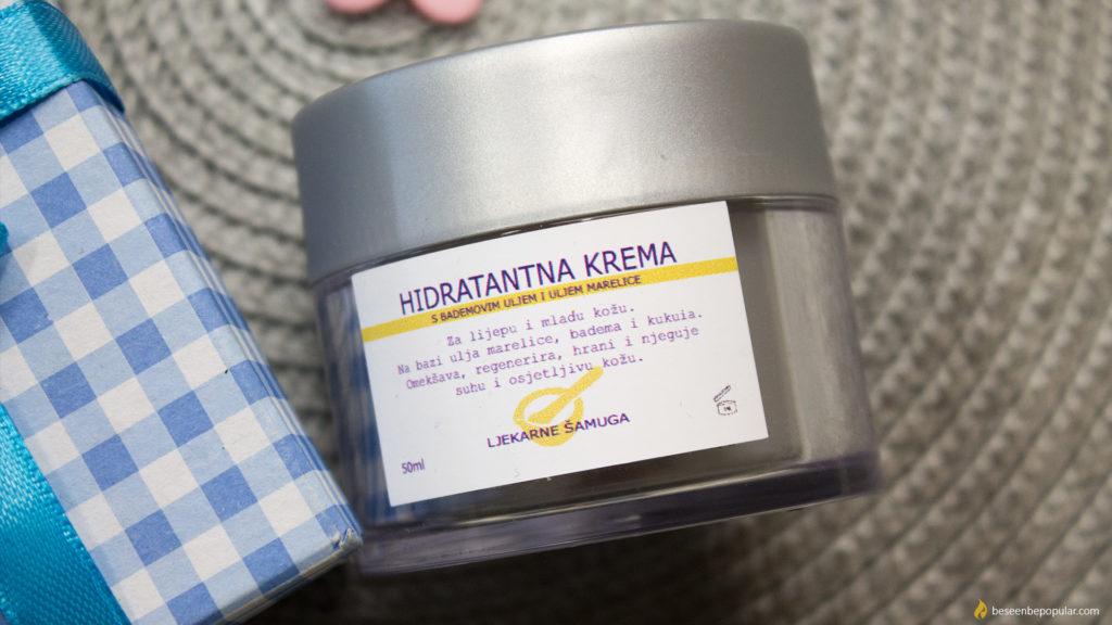 Ljekarne Šamuga hidratantna krema
