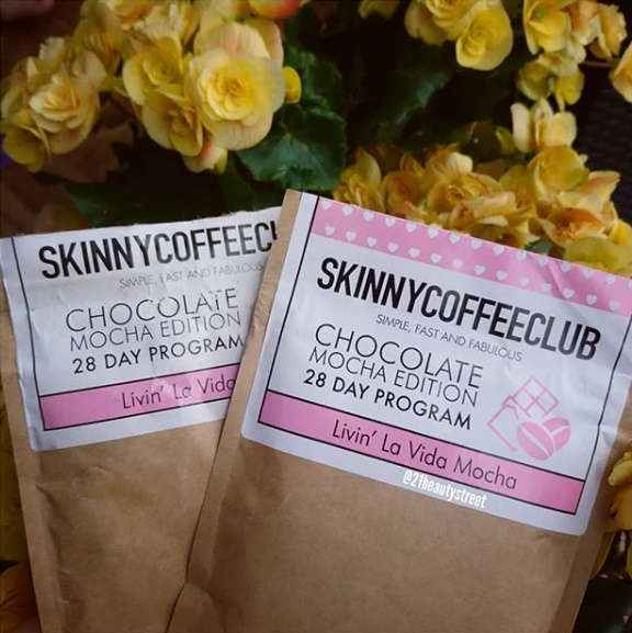 Weight Loss with Skinny Coffee
