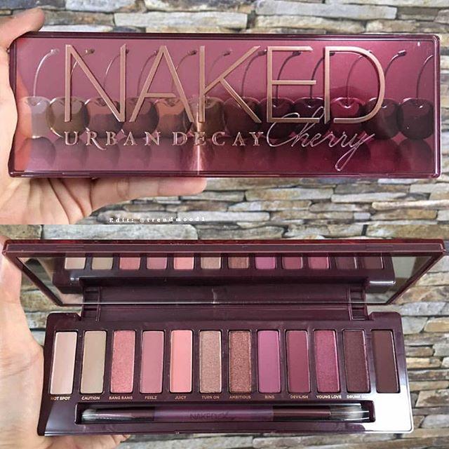Urban Decay Naked Cherry paleta uskoro u prodaji
