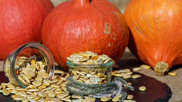 advantages of eating pumpkin seeds