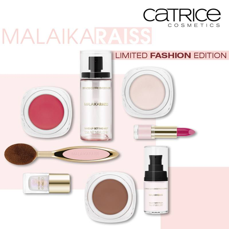"""New Catrice Cosmetics limited edition """"Malaikaraiss"""" collection"""