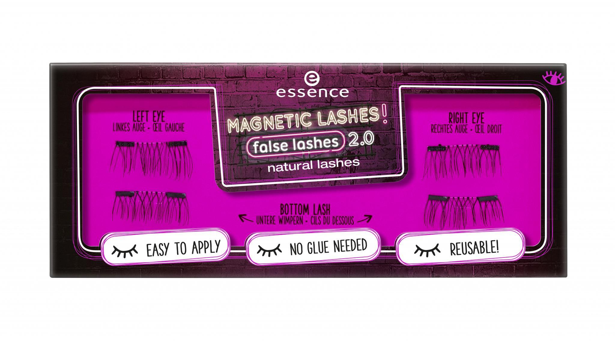"New Essence ""Magnetic lashes"""