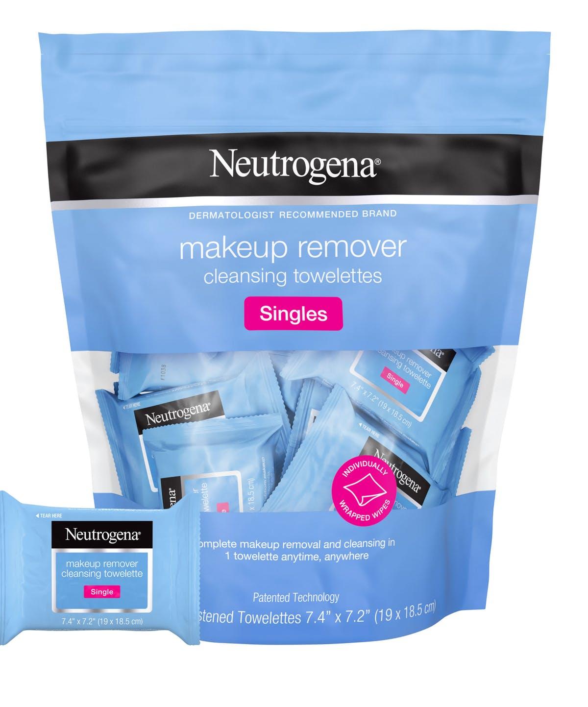 New Neutrogena makeup remover that impressed us