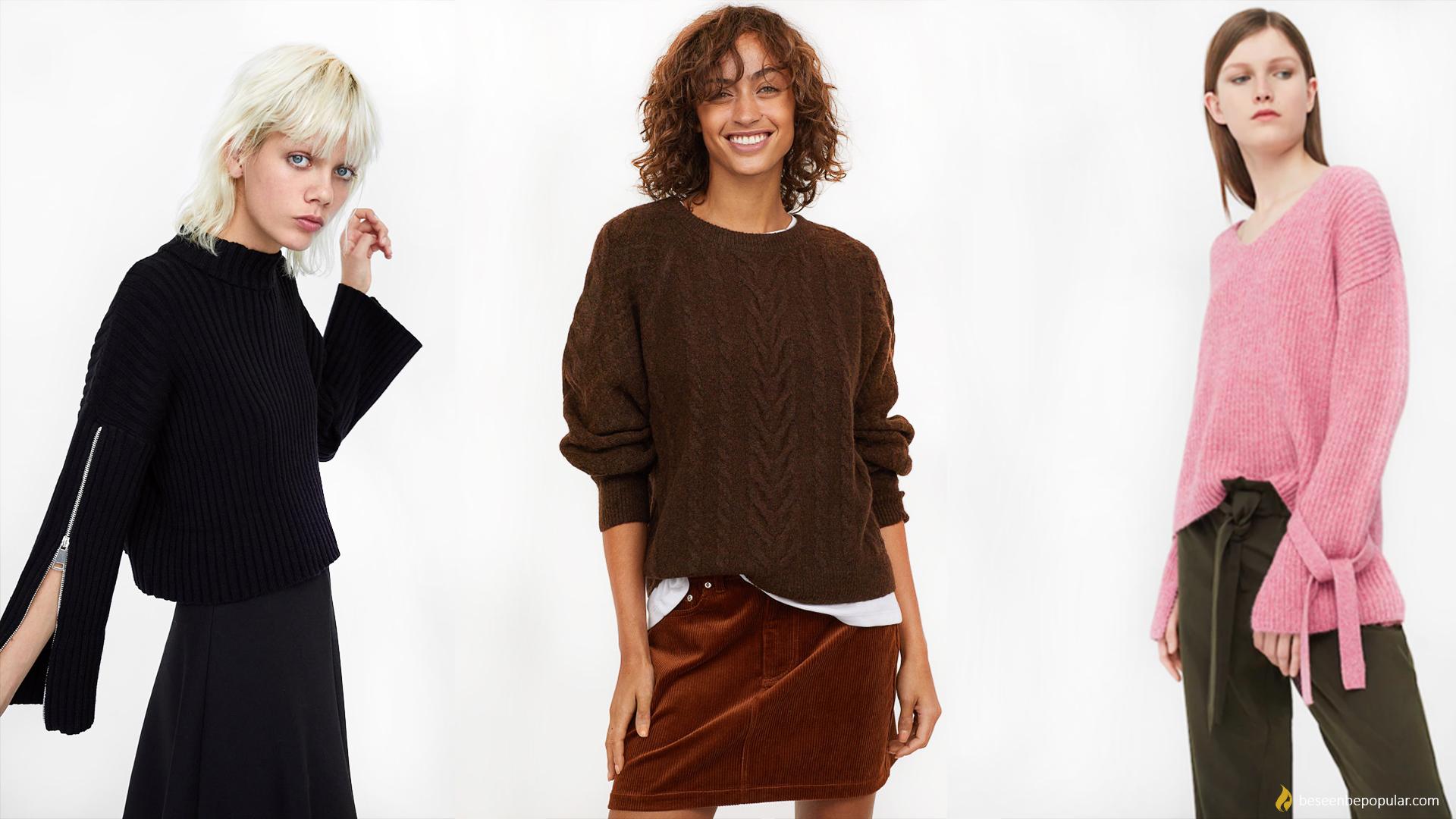 trgovine s oversized džemperima