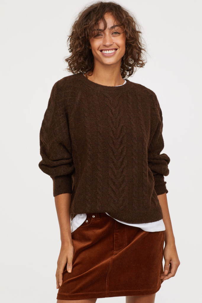 TREND: Oversized sweaters for every occasion