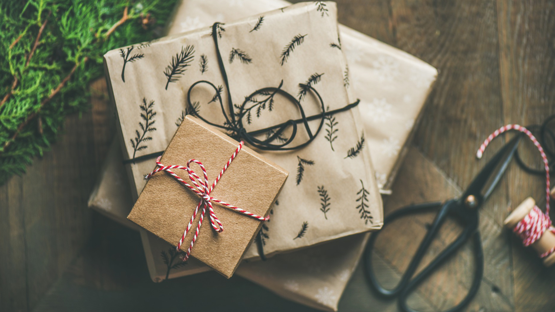fun ideas for wrapping gifts