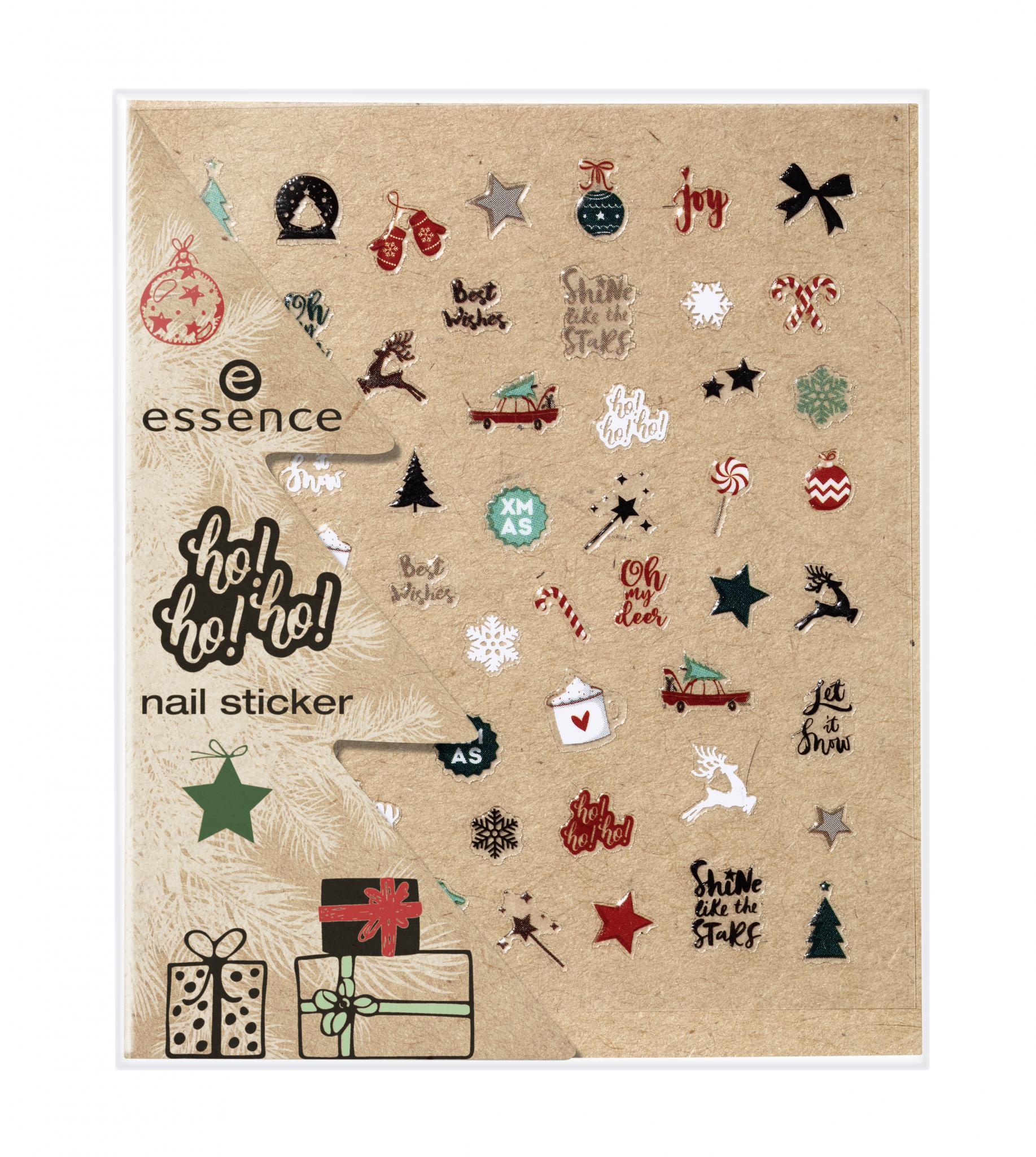 "Essence trendovska kolekcija ""ho!ho!ho!"""