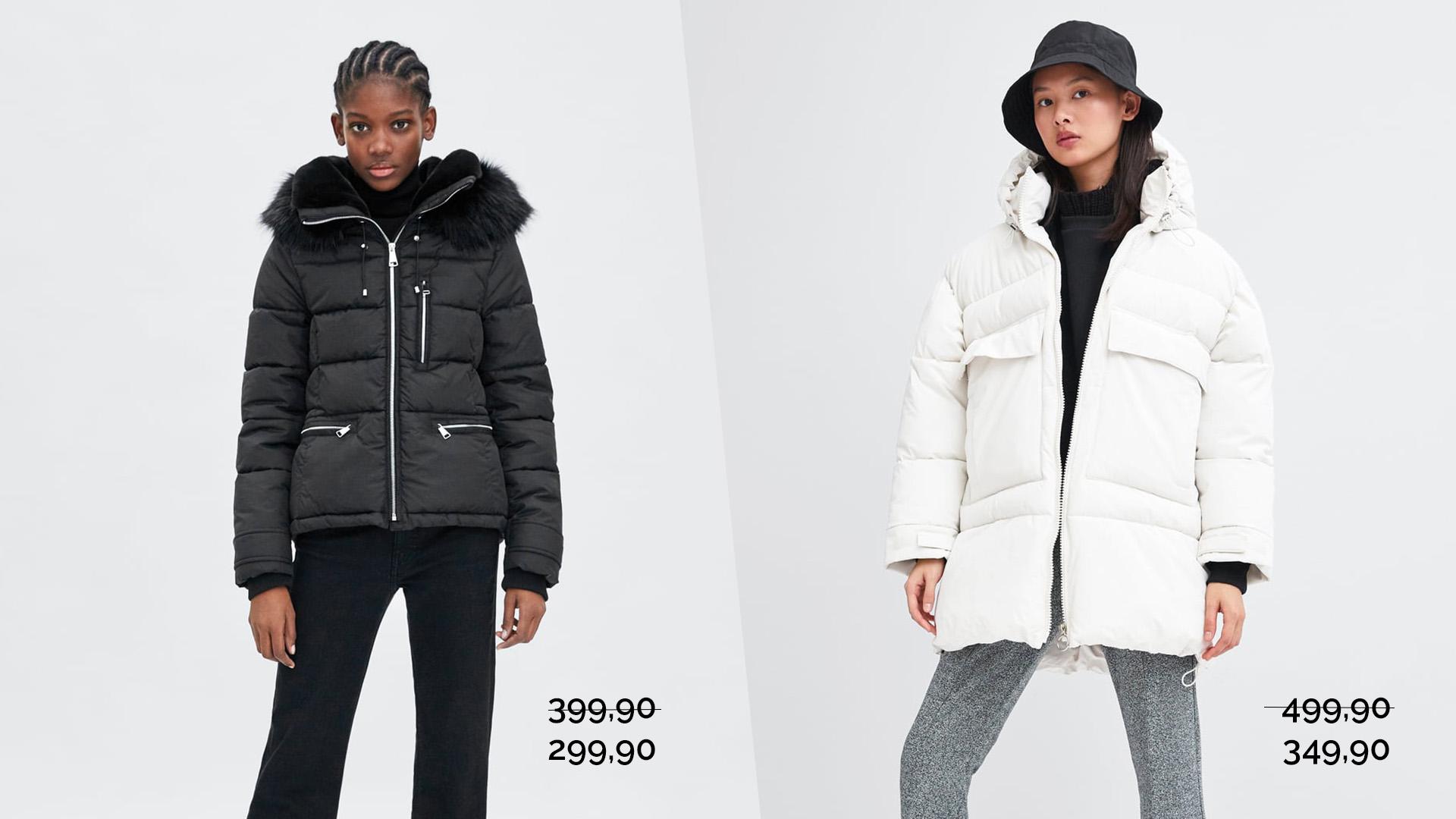 'Must have' Zara Winter Sale Pieces