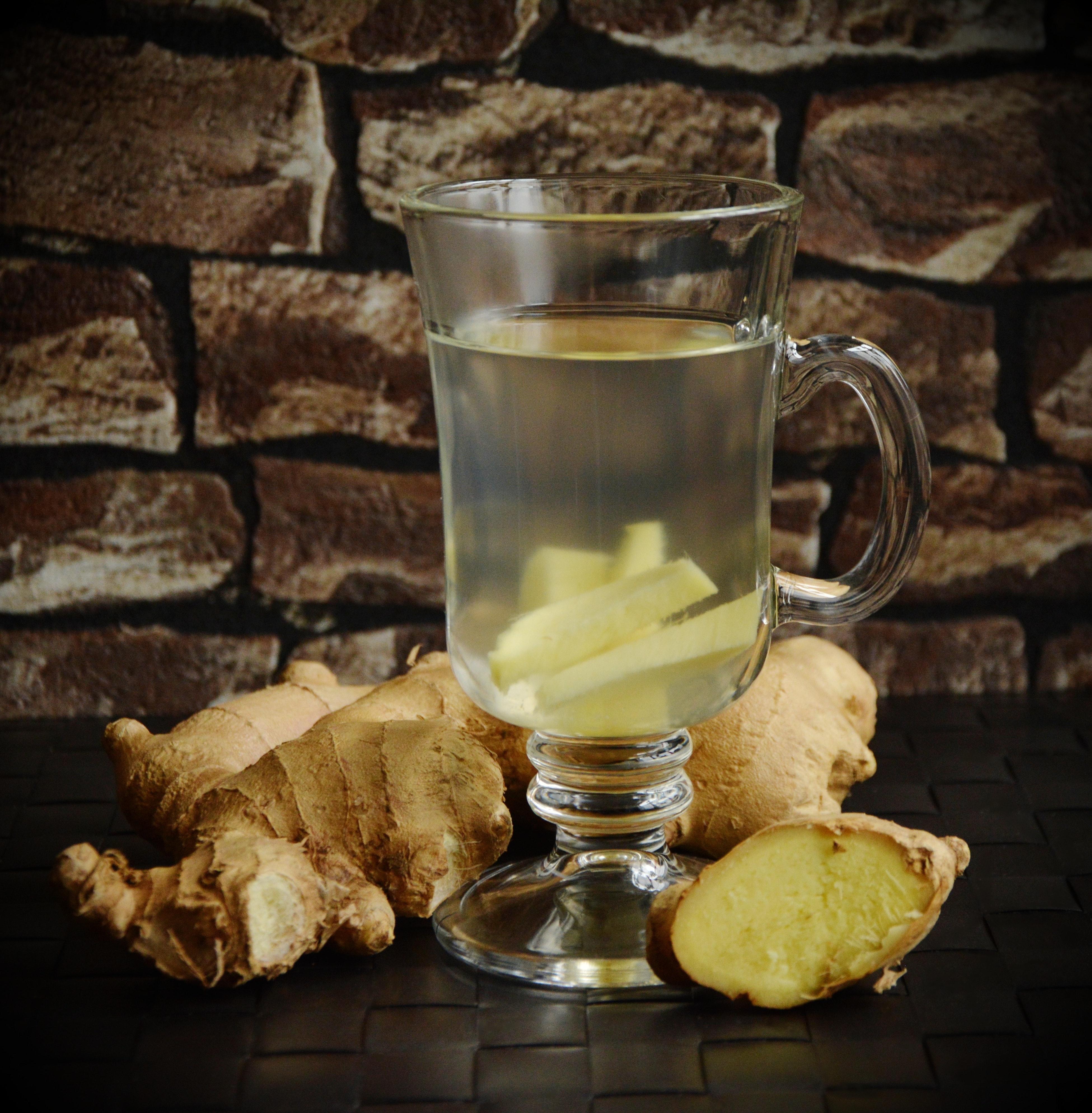 Čaj od đumbira za detoks organizma