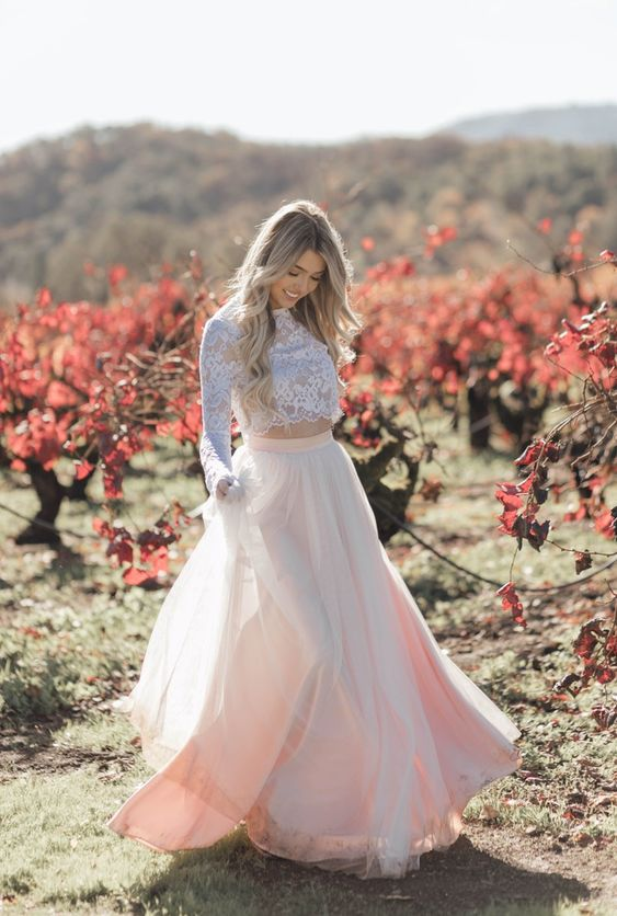 Best Outdoor Wedding Dresses
