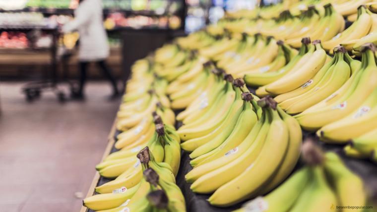 Kora od banane je magična namirnica koja lijeći psorijazu