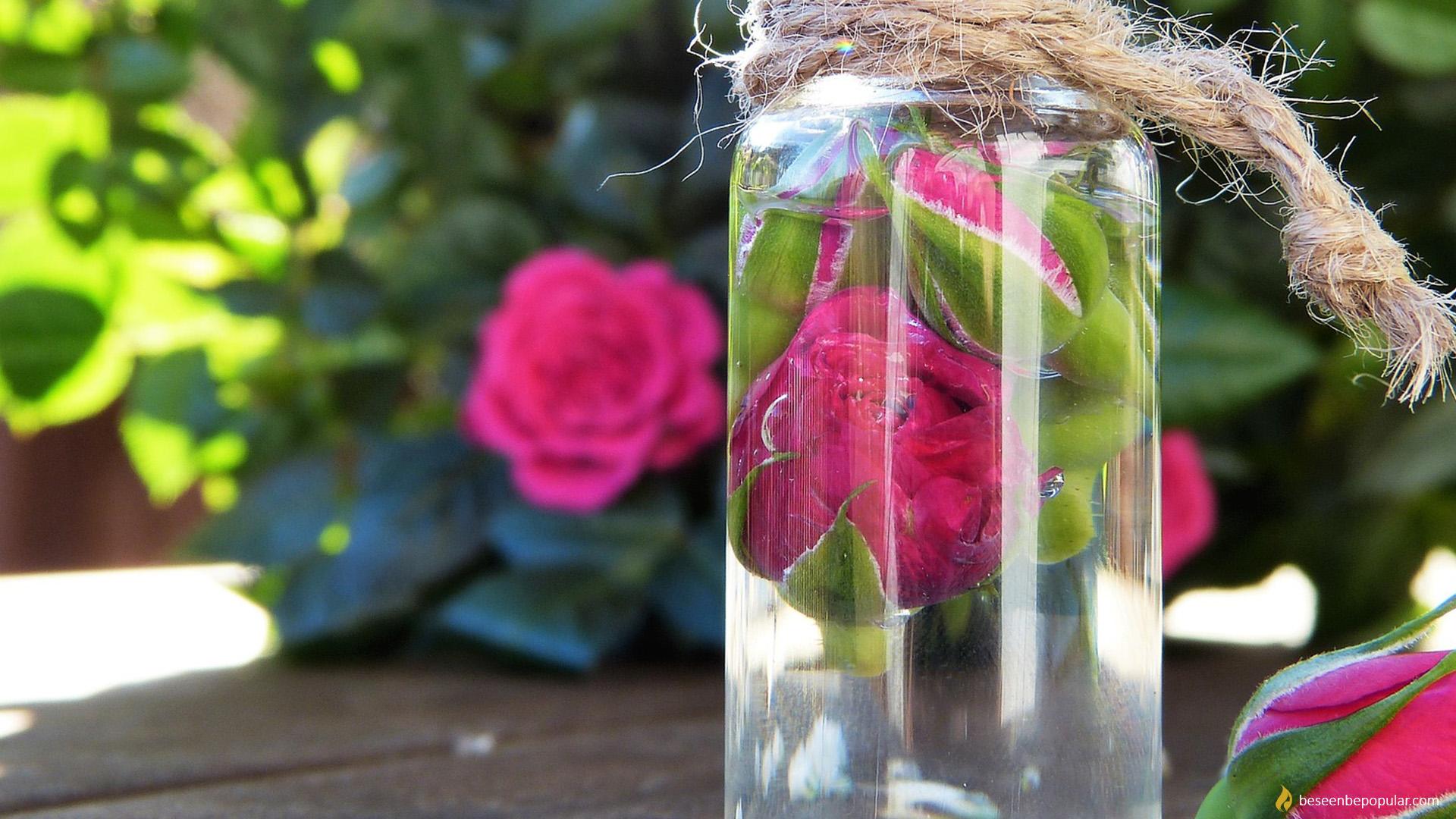 roses water