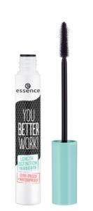 Essence gym cosmetics for all active girls