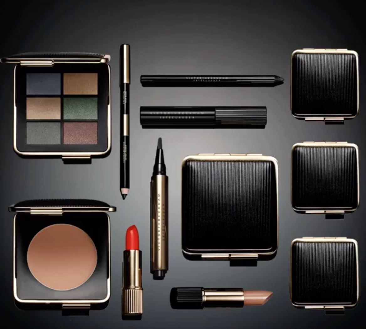 Victoria Beckham launches her own makeup line