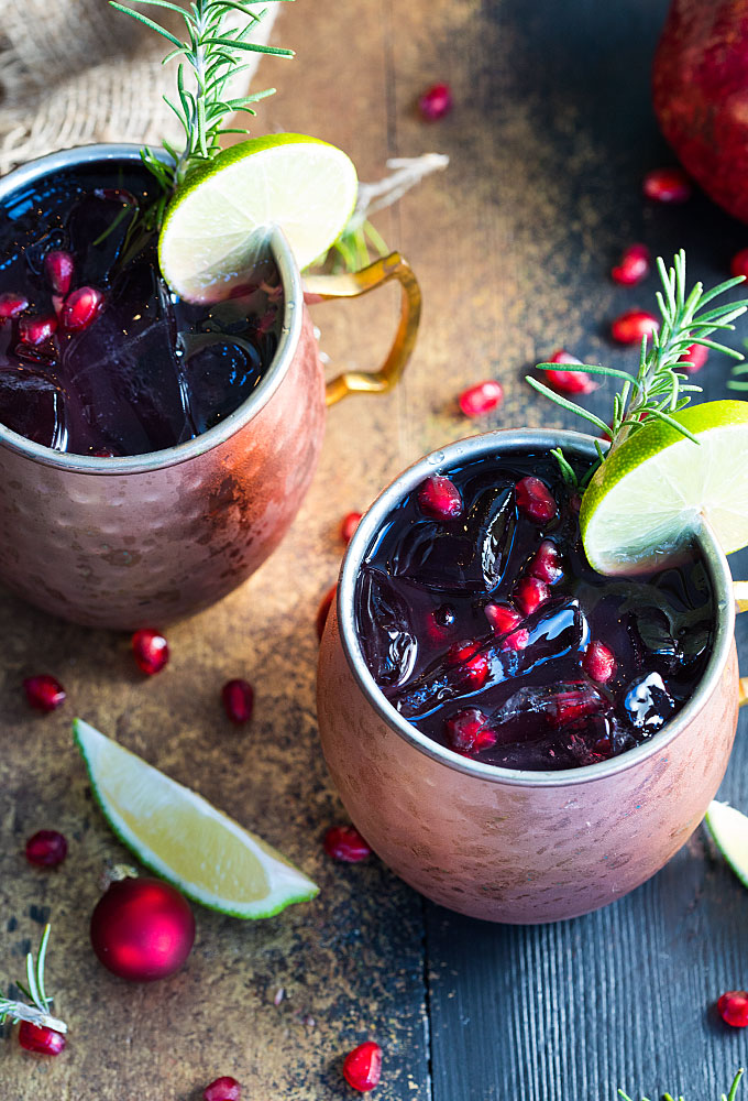 Strange cocktails that will warm you up in the winter
