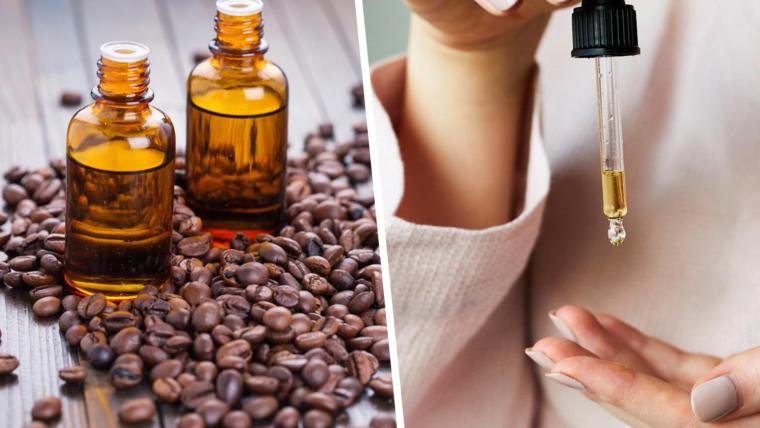 Ulje od kave za njegu kože diy