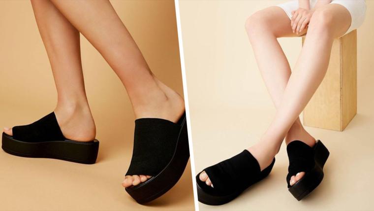 Slinky shoes