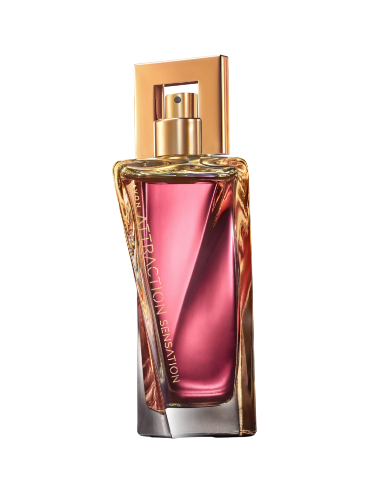 Avon Attraction Sensation is the first fragrance that awakens all your senses