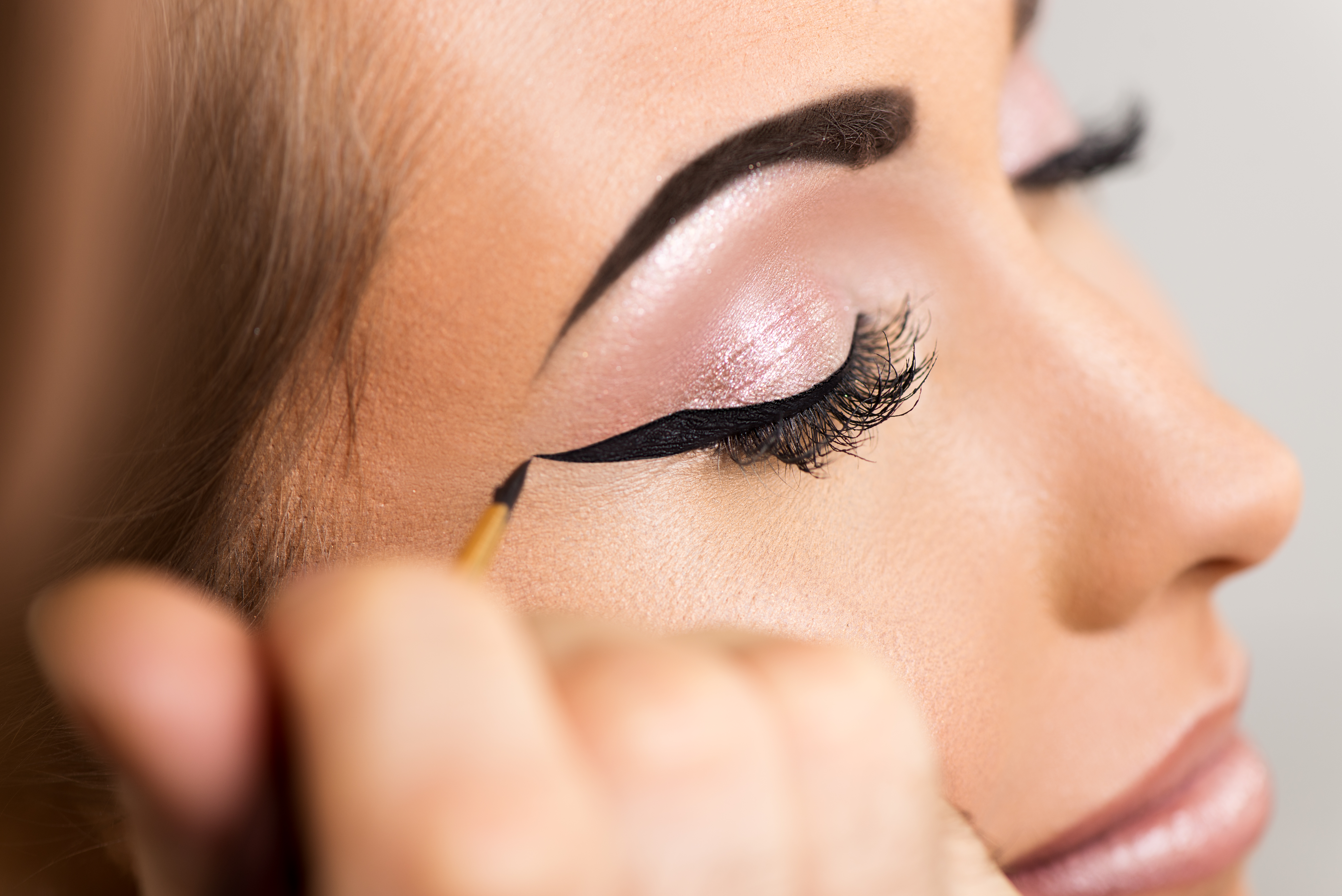 Make your own gel eyeliner