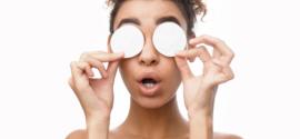 Perive blazinice za skidanje šminke