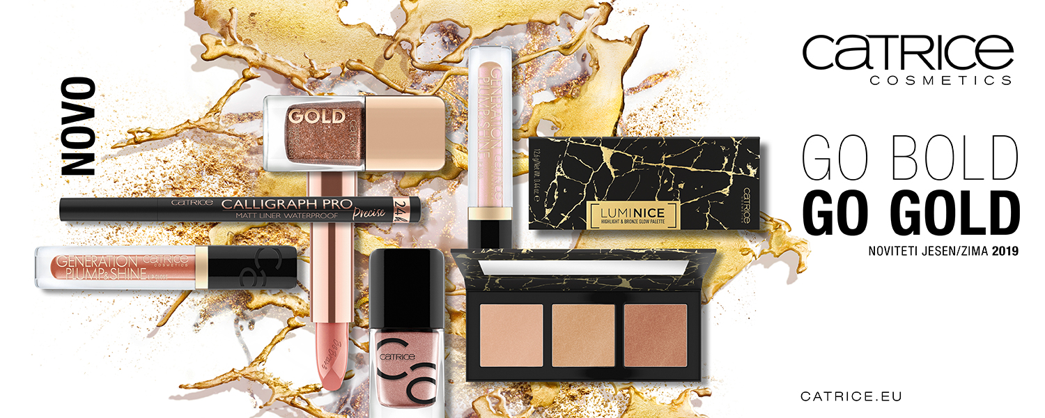 "CATRICE launches beauty news under the motto ""Make-up Artist at Heart"""
