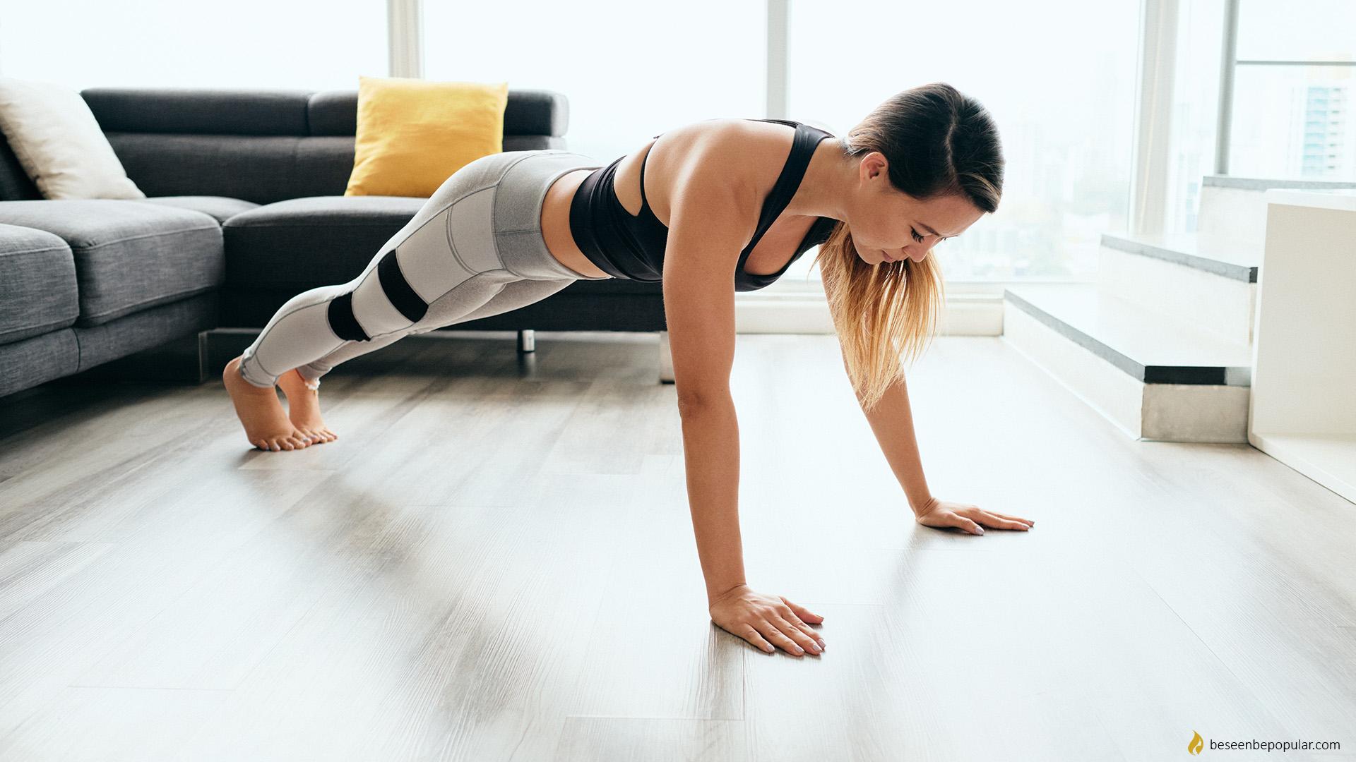 kruzni trening kod kuće