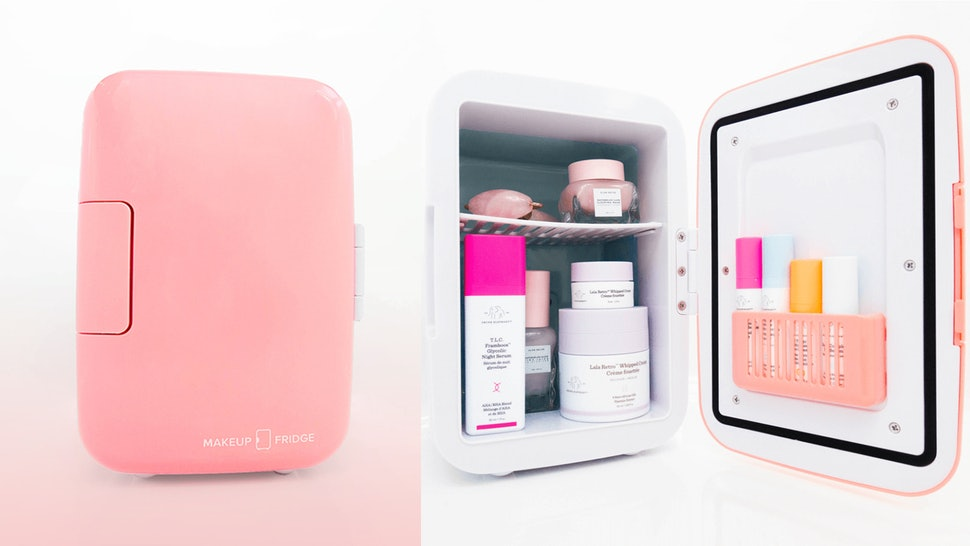 From now on you can store your cosmetics in Makeup Fridge