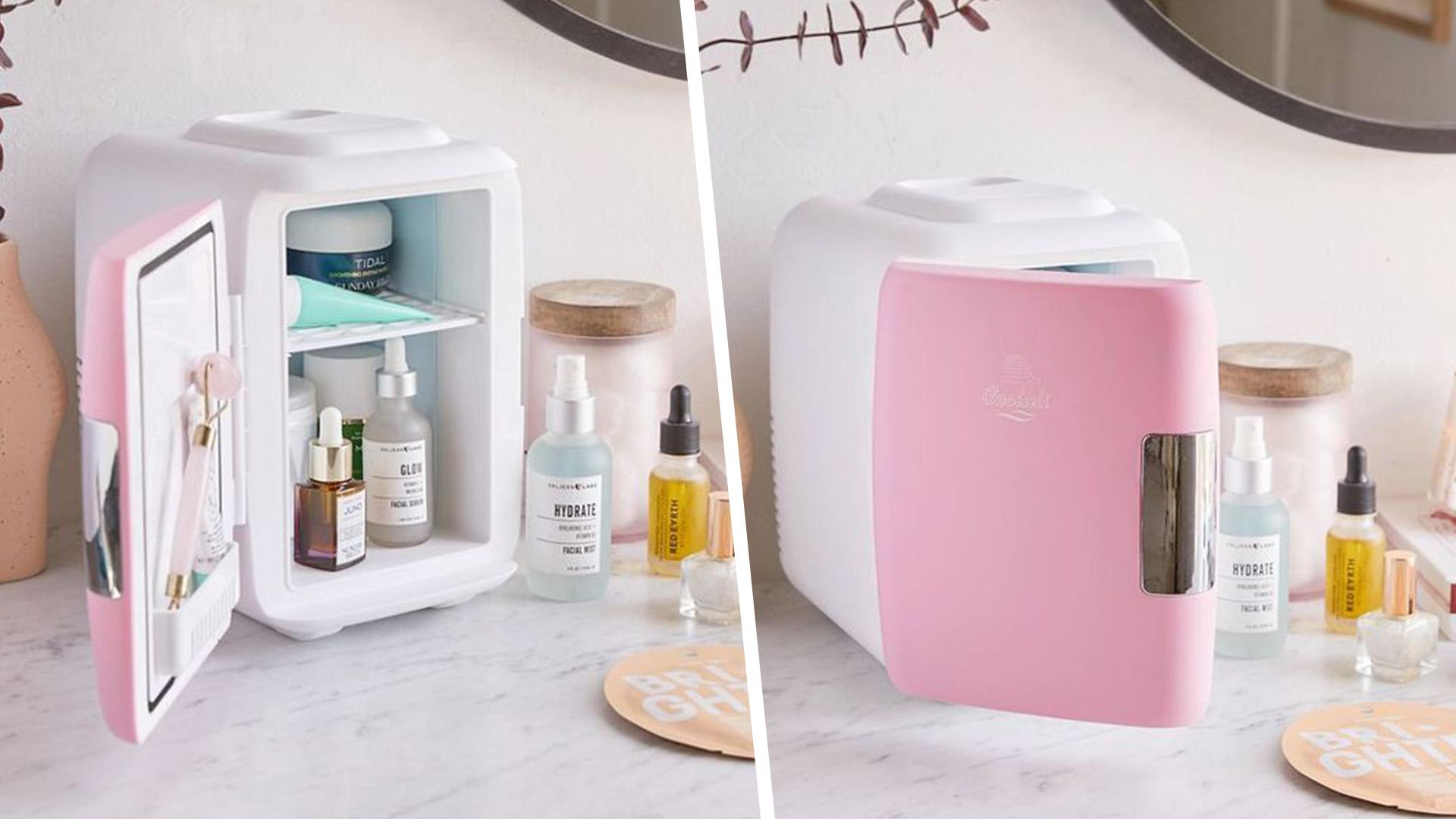 makeup fridge