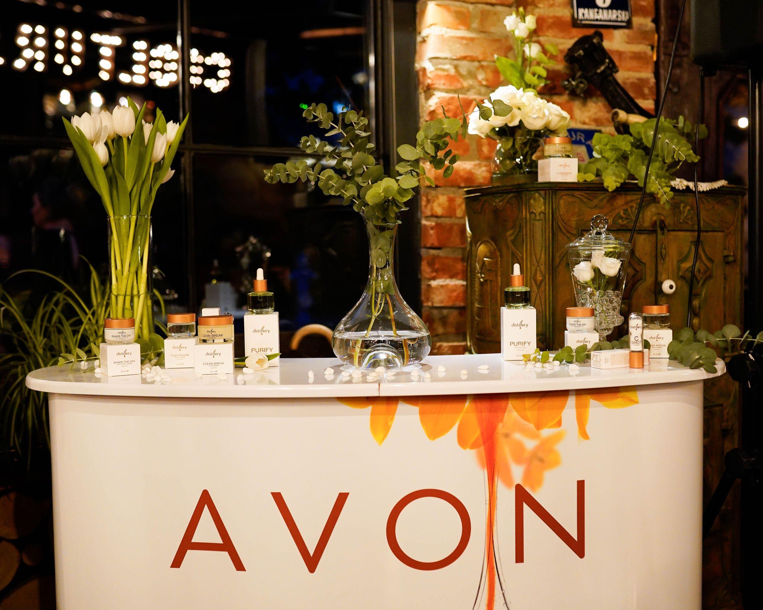 "Avon predstavio Distillery, ""game-changera"" u njezi kože"