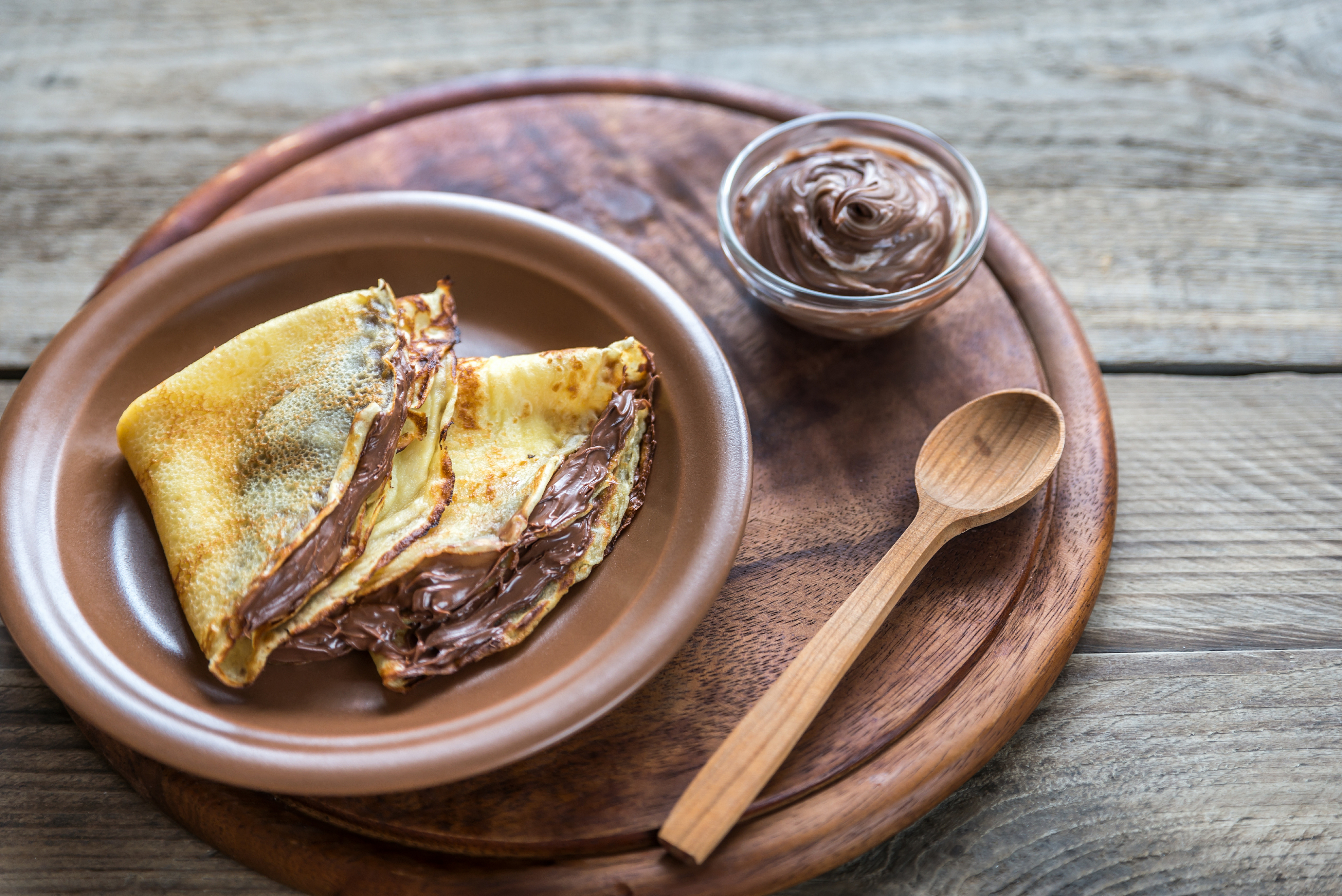 Try it out and fall in love with this vegan nutella