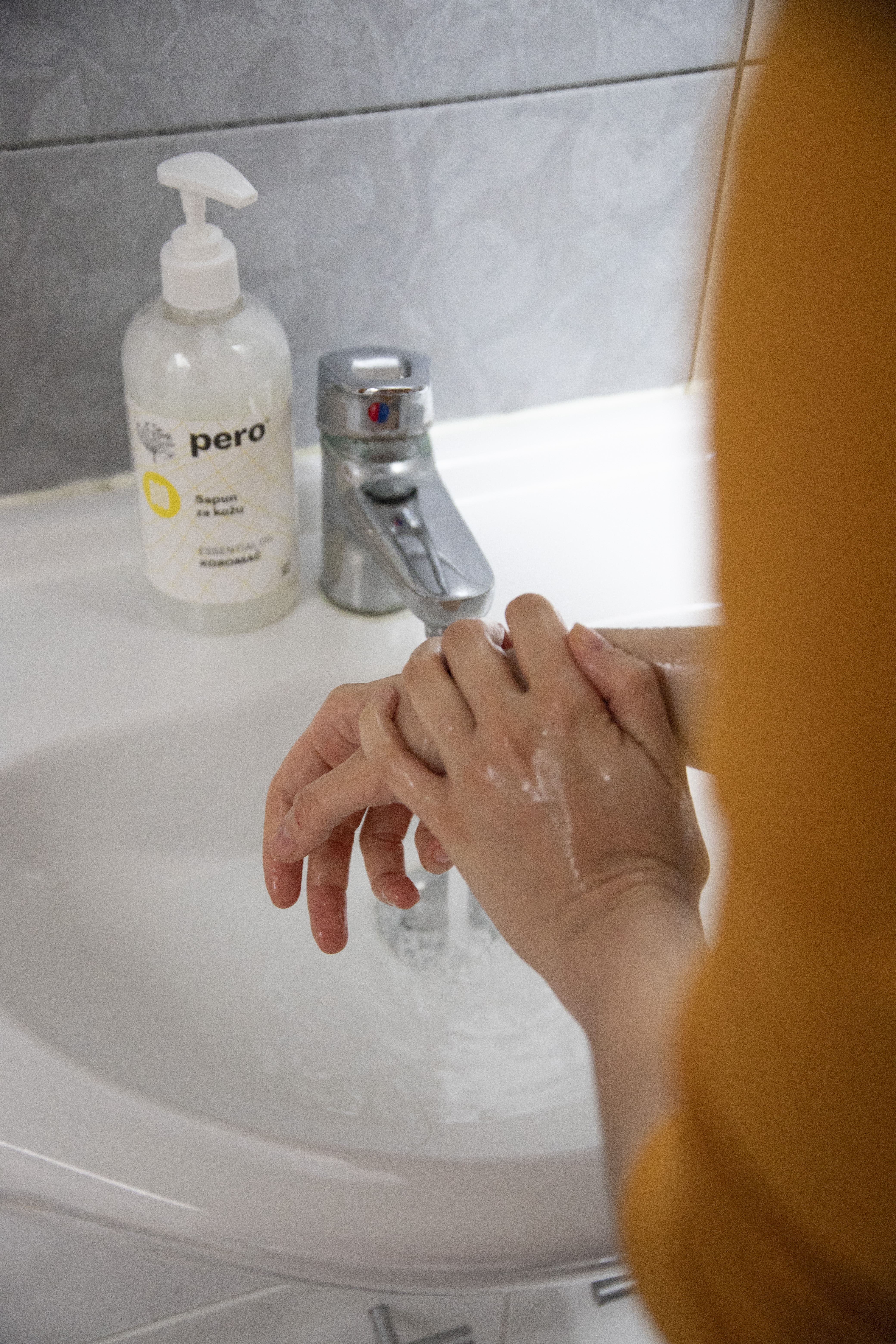 Pero - care soap for the most demanding skin