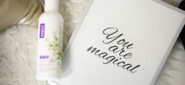 Sensitive facial skin care with Biobaza gel