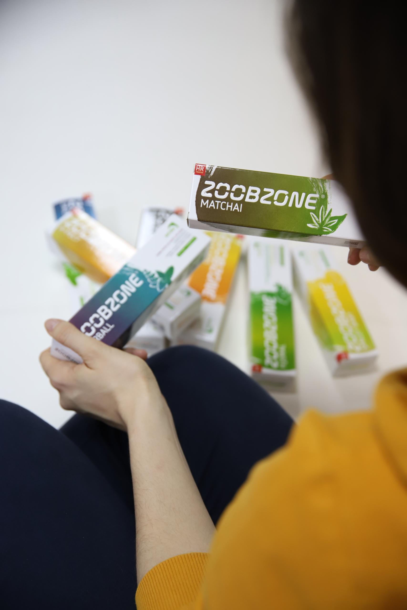 Zoobzobe the most amazing toothpaste